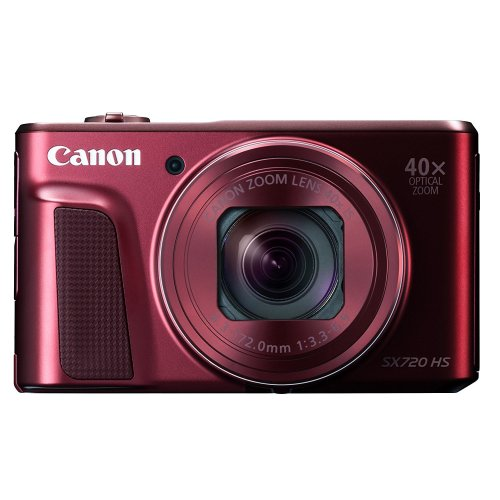 CANON SX720 Red