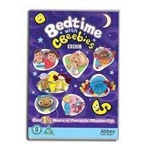 Bedtime with Cbeebies [dvd]
