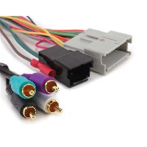 Metra GMOS-04 Gm Premium Sound Adapt Onstar S - W Contr