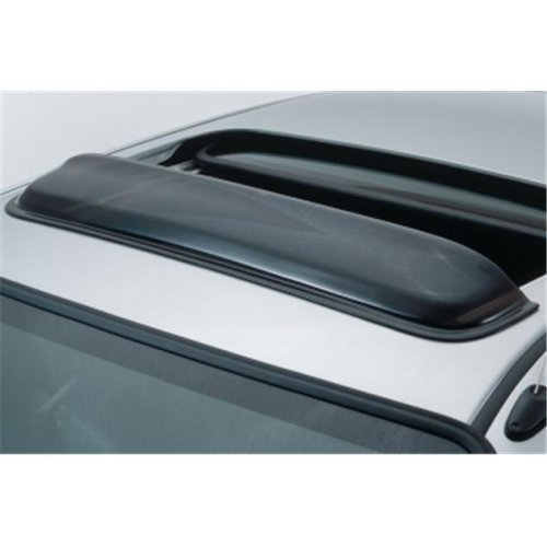 VENTSHADE CO 77003 Sunroof Wind Deflector, Smoke
