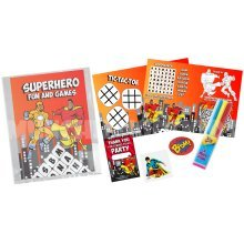 Boys Superhero Pre Filled Party Bag - Kids Birthday Parties