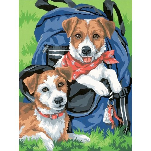 Dpw91150 - Paintsworks Learn to Paint - Backpack Buddies
