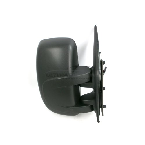 Renault Master Van 10/2003-2010 Electric Short Arm Wing Mirror Drivers Side O/S
