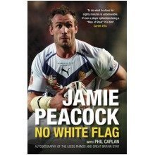 Jamie Peacock: No White Flag