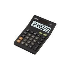 Casio 8 Digit Tax Desk Calculator with Tax Calculations (MS-8B)