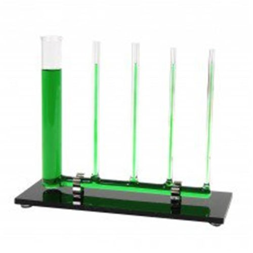 Equilibrium Tube with Capillary Tubes & Support Stand