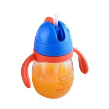 New Baby Sippy Cup Simple Baby Learning Drink Cup BLUE