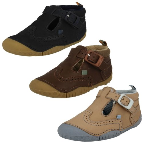 Boys Startrite Pre-Walkers Shoes Harry - G Fit