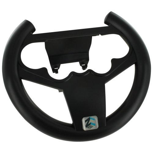 ZedLabz tilt to steer steering wheel grip attachement for sony PS4 controllers