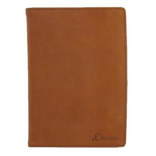 Sony 171034 Sony Reader Protective Leather Cover for Sony Reader Brown -PRS-500