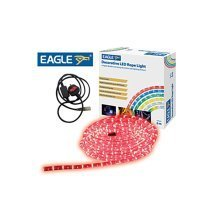 Eagle Static LED Rope Light 6m red