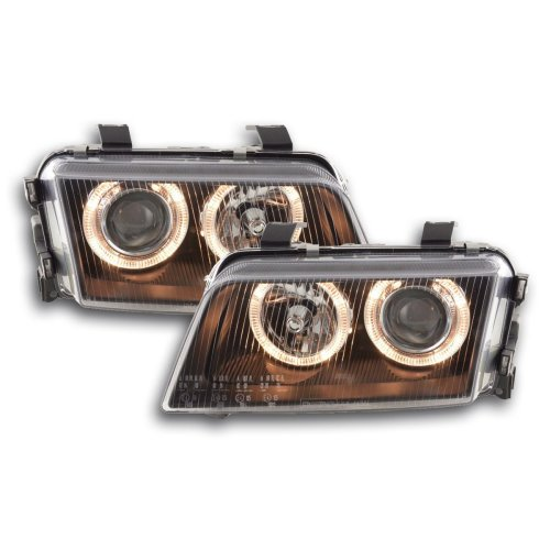 Angel Eye headlight  Audi A4 type B5 Year 95-99 black