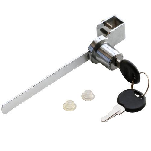 TRIXES Vivarium Glass Door Lock