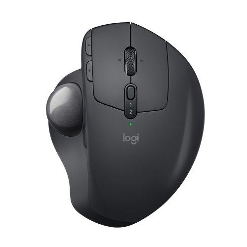 Logitech MX Ergo Advanced Wireless Trackball/Mouse for PC, Mac and Windows