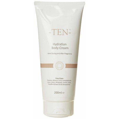 TEN Hydration Body Cream, 200ml