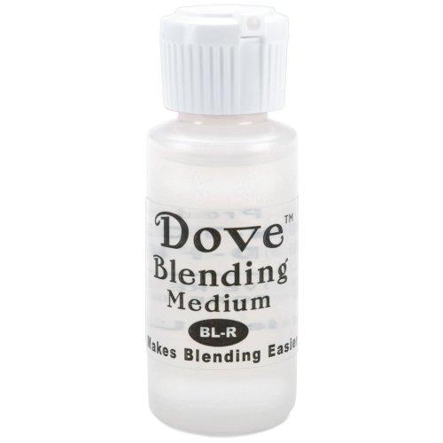 Dove Blender Pen Blending Medium Refil 1oz-For BL-3