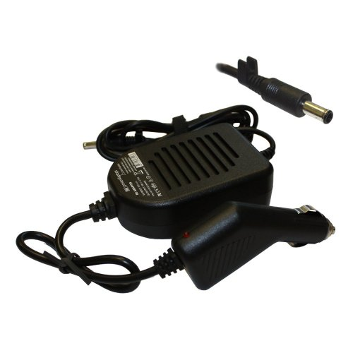 Samsung NP-N210-JA02ES Compatible Laptop Power DC Adapter Car Charger