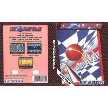 Impossaball for ZX Spectrum from Hewson