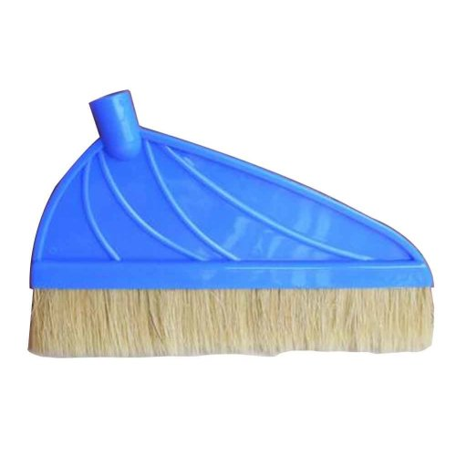 Set of 3 Broom Heads Broom Replacements Only Broom Heads [A]