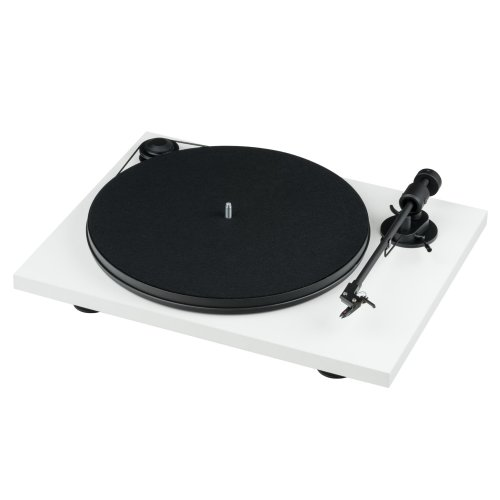 Pro-Ject Audio Systems Primary Hi-Fi Turntable - White