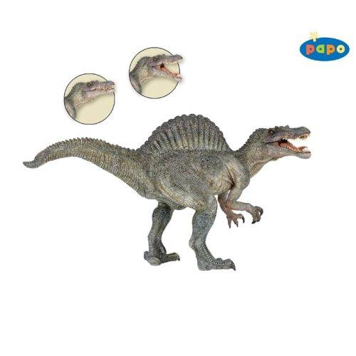 Papo Spinosaurus Dinosaur - Figure New -  spinosaurus papo figure dinosaur new