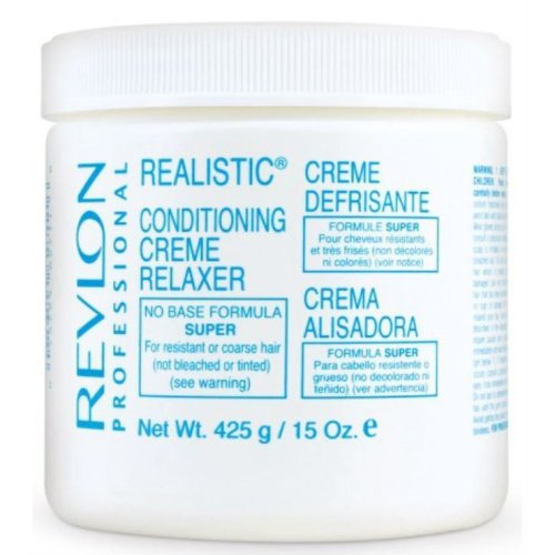 Revlon Realistic Conditioning Creme Relaxer - SUPER 425g